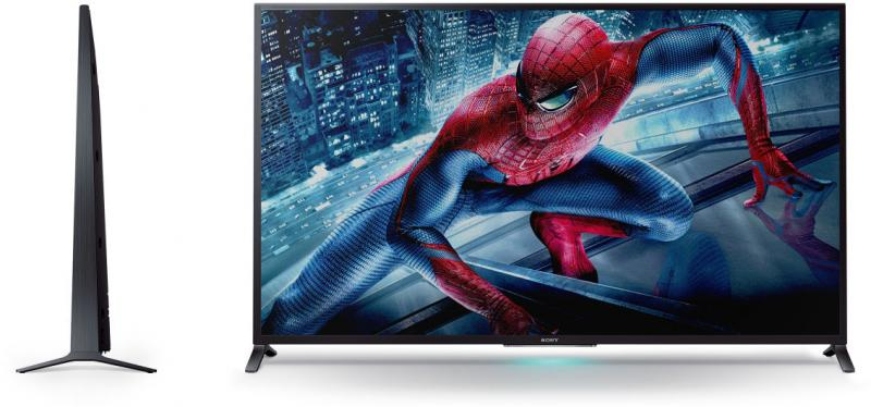 60 Sony KDL60W855BBU Full HD 1080p Freeview HD Smart 3D LED TV