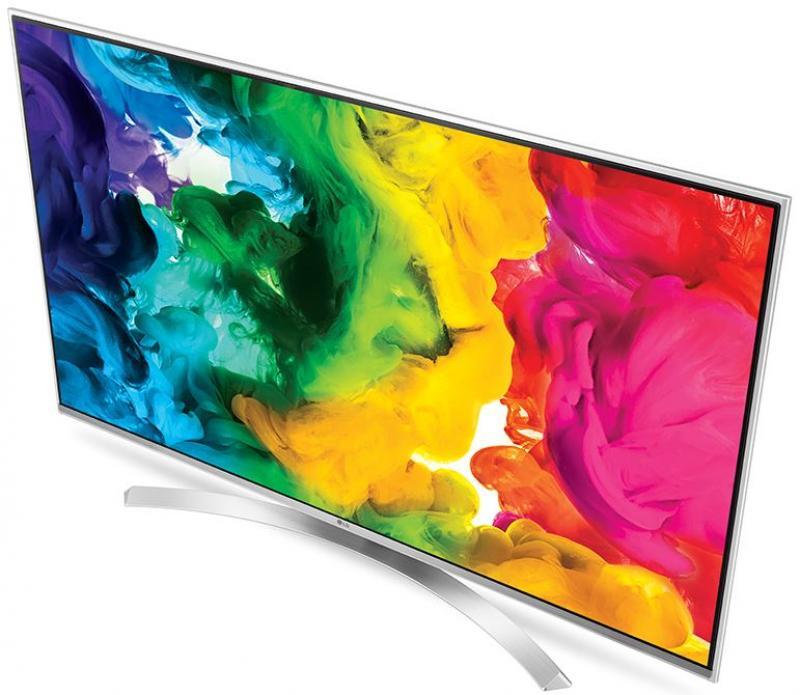 55 LG 55UH850V 4k Ultra HD Freeview HD HDR Smart 3D LED TV