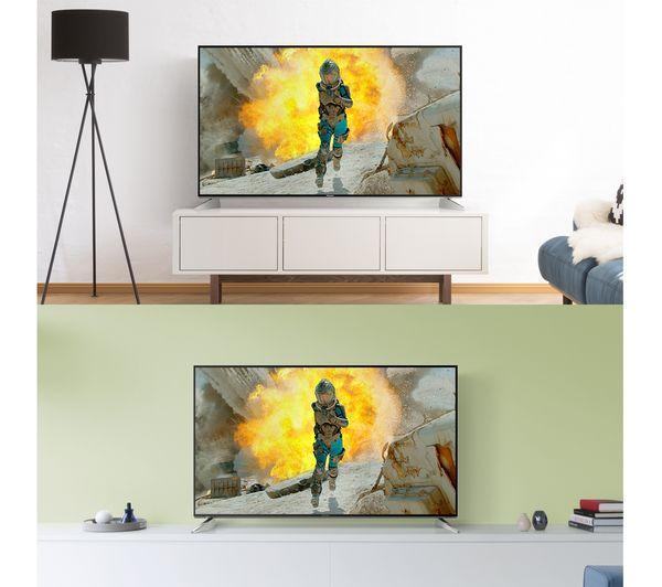 40 Panasonic TX-40EX600B 4K Ultra HD Freeview HD Smart LED HDR TV