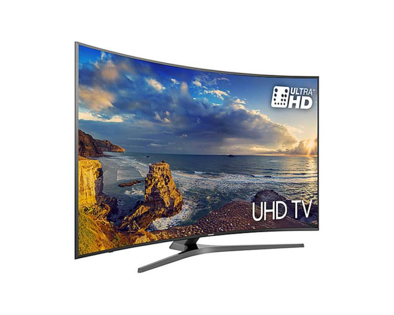 49 Samsung UE49MU6670 Curved Ultra HD HDR 4K Freeview HD Smart LED TV
