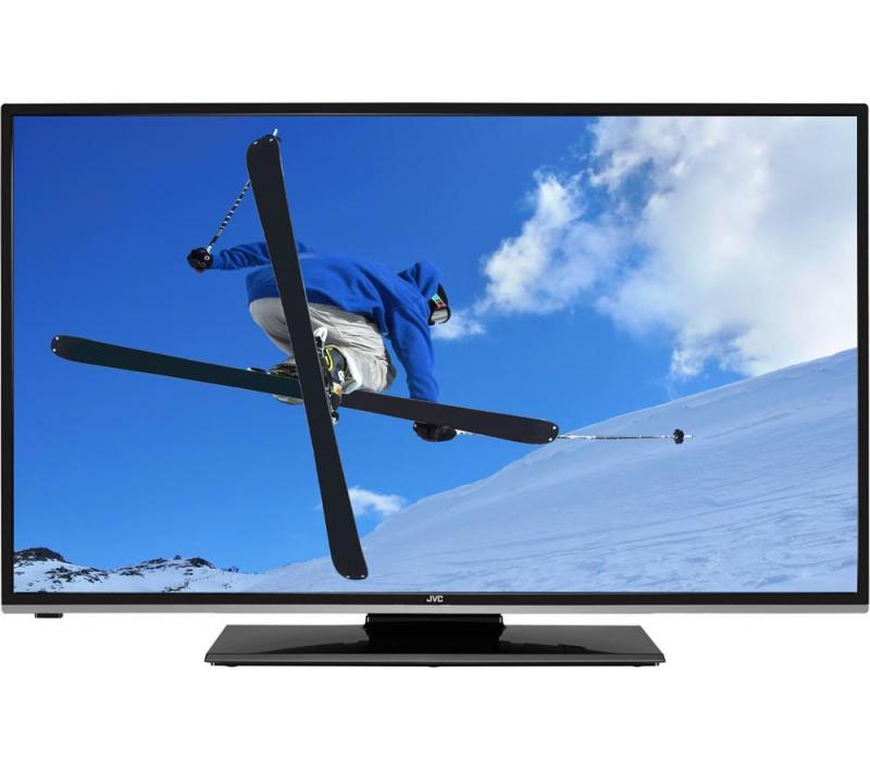 32 JVC LT-32C650 HD Ready Freeview HD Smart LED TV