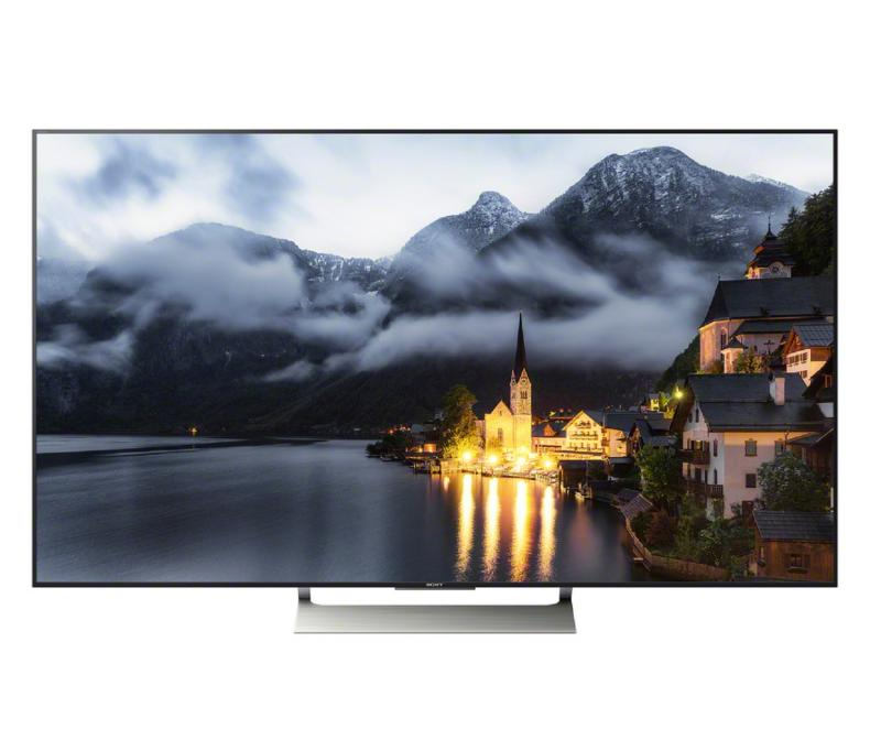 55 Sony KD55XE9005BU 4k Ultra HD Freeview HD HDR Smart Android LED TV