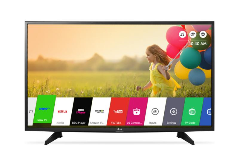 32 LG 32LH570V Full HD 1080p Freeview HD Smart LED TV